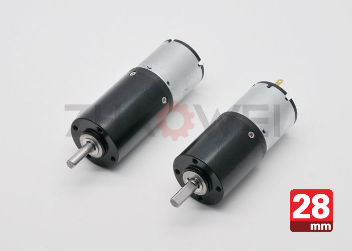 24v 7kg planetary small dc motor gearbox high torque 31 rpm for Small high torque dc motor