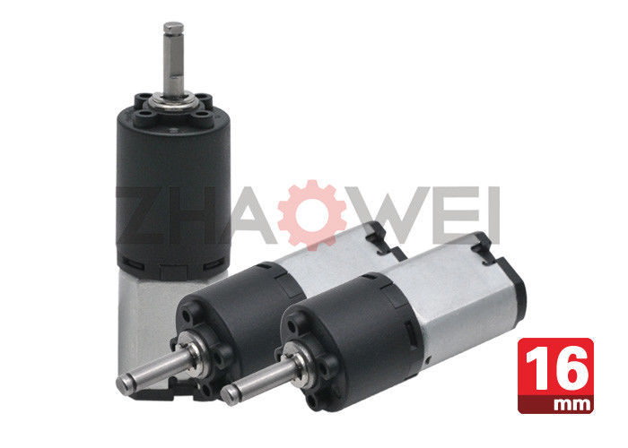 6v dc 16mm small gear motor with good quality manufacturer for Low rpm high torque motor